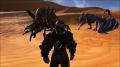 ark killing a deathworm 'alpha' :d