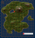 Island with coordinates
